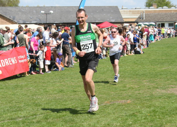 Chalgrove 10k Finish 2013