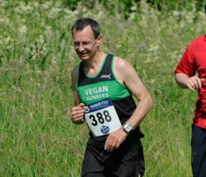 Nik Windle Run Jericho 10k 2014